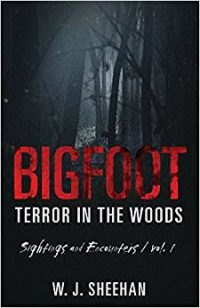 Bigfoot Terror in the Woods Volume 1