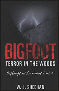 Bigfoot Terror in the Woods Volume 4