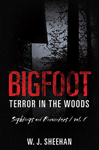 Bigfoot Terror in the Woods Volume 8