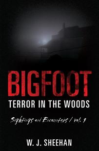 Bigfoot Terror in the Woods Volume 9